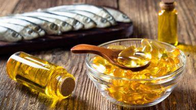 Добавките с омега-3 забавят стареенето и предпазват от стрес
