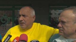 Борисов: Ако със 165 депутати не направят кабинет, са бъзливци, които ще тичат при татко Румен