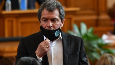 """Тошко Йорданов допусна """"Има такъв народ"""" да не състави правителство"""