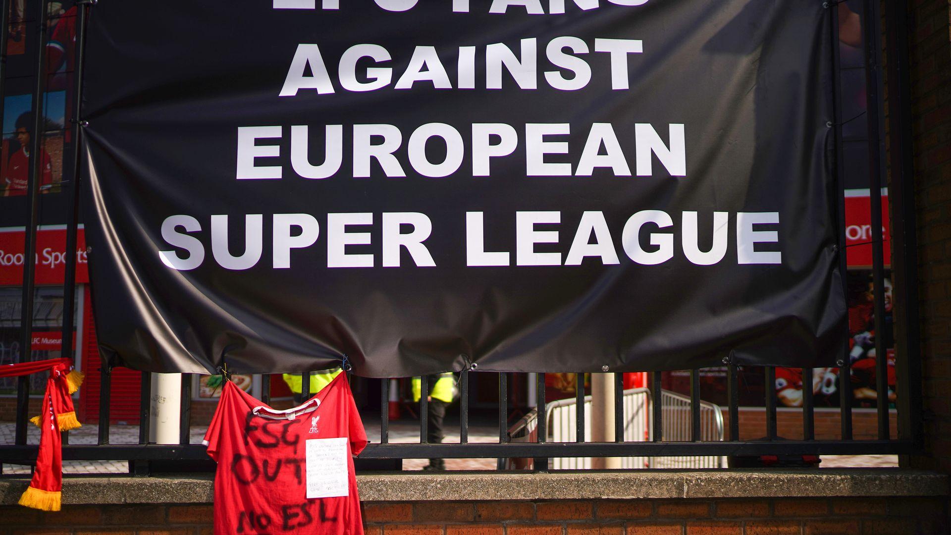 Глобата за отборите-отцепници във Висшата лига е символична