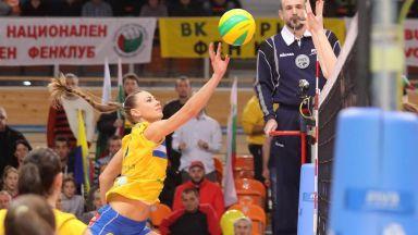 Бившата националка Кремена Каменова обяви края на кариерата си