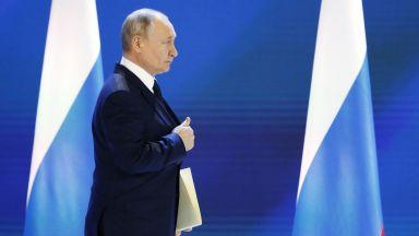Путин в годишното си послание към парламента - фокус е здравеопазването