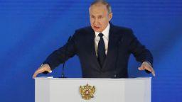 Путин иска да постигне по-ниски газови емисии от ЕС