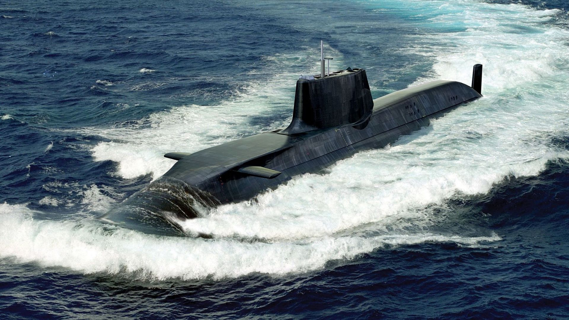 Индонезия издирва подводница с 53-ма души на борда, изчезнала край Бали