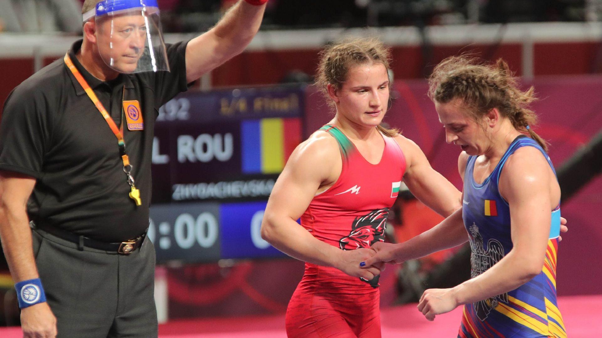 България с две финалистки на Европейското по борба