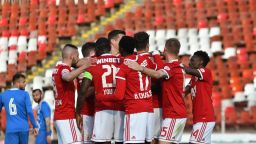 ЦСКА загря за дербито с 6 гола и се върна към победите в първенството