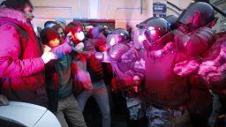 Близо 1500 са арестувани на протести в Русия в подкрепа на Навални (снимки)