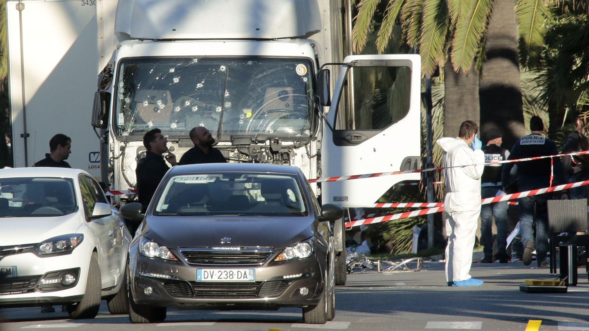 5 г. след касапницата в Ница италианската полиция задържа съучастник