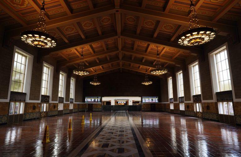"Гара ""Union Station"""