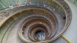 """Поредица разкрива """"тайните"""" на Ватиканските музеи"""