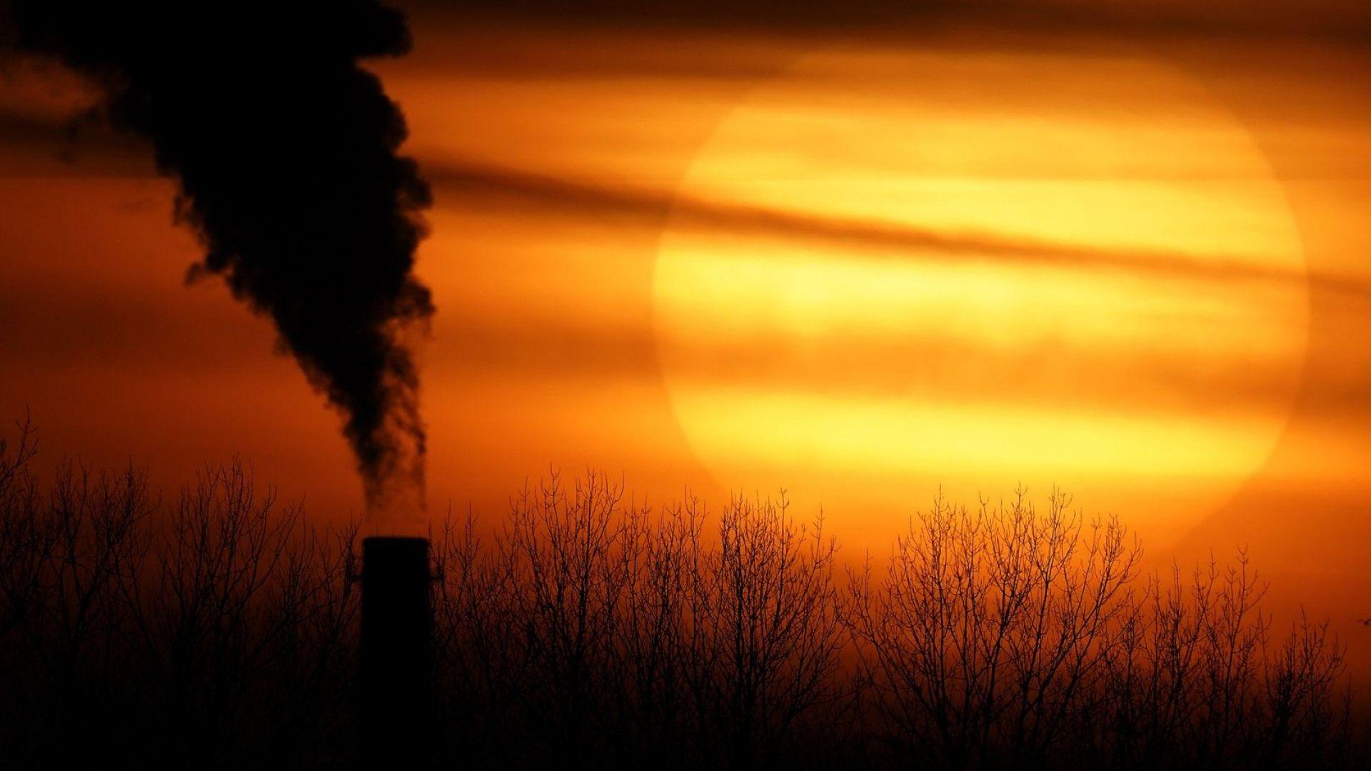 Глобалното затопляне е част от нормален цикъл и човекът не е виновен?