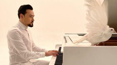 Георги Симеонов–JJ посвети песен на Земята, мира и любовта
