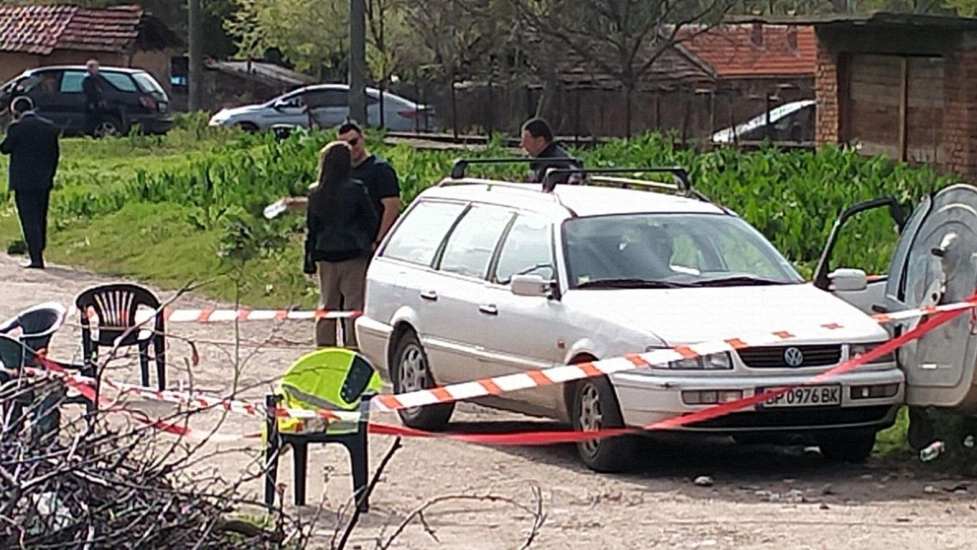 Терзийски: Убиецът от Манастирище няма криминални прояви, оръжието му е незаконно