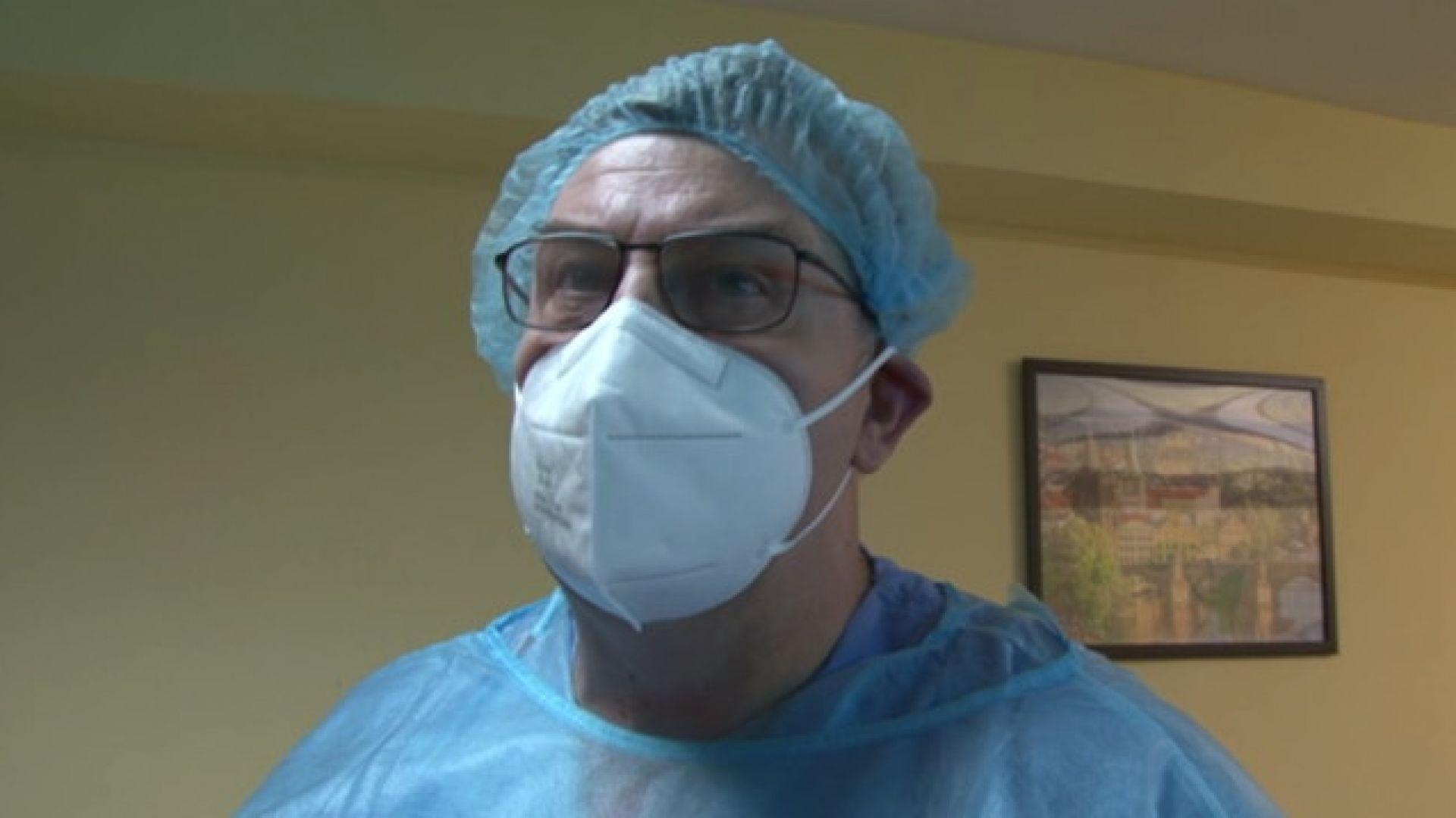 Млад пациент с COVID-19 оцеля след 10 дни между живота и смъртта
