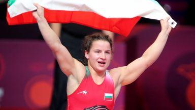 Биляна Дудова с четвърта европейска титла