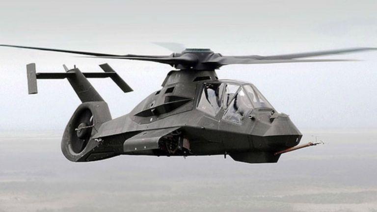 """Как САЩ почти се сдоби с """"невидим"""" хеликоптер"""