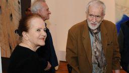 Почина художничката Дора Бонева – музата на Любомир Левчев