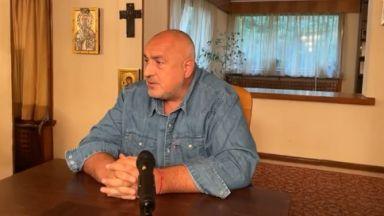 Бойко Борисов: Връщаме мандата за съставяне на кабинет (на живо)