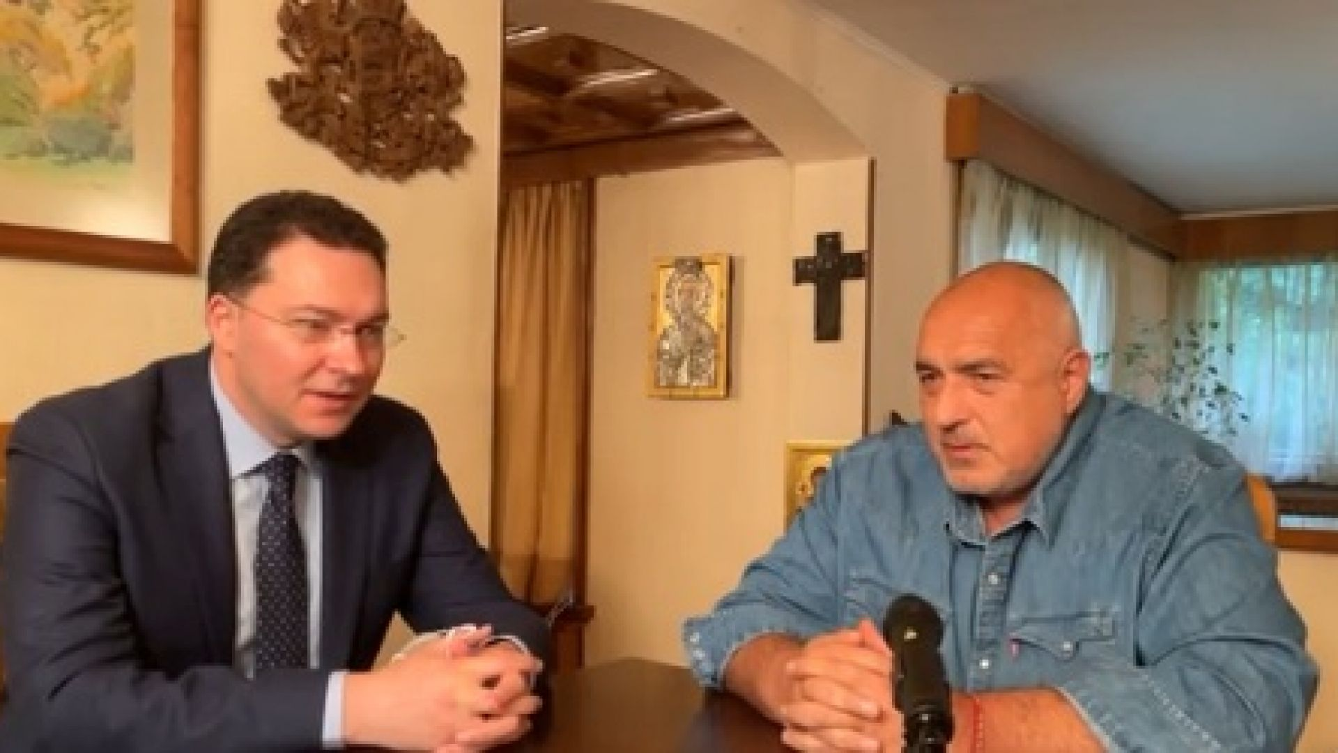 Бойко Борисов: Връщаме мандата за съставяне на кабинет (видео)