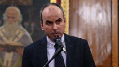 УНСС уволни дисциплинарно преподавателя, който протестира срещу посещение на Борисов