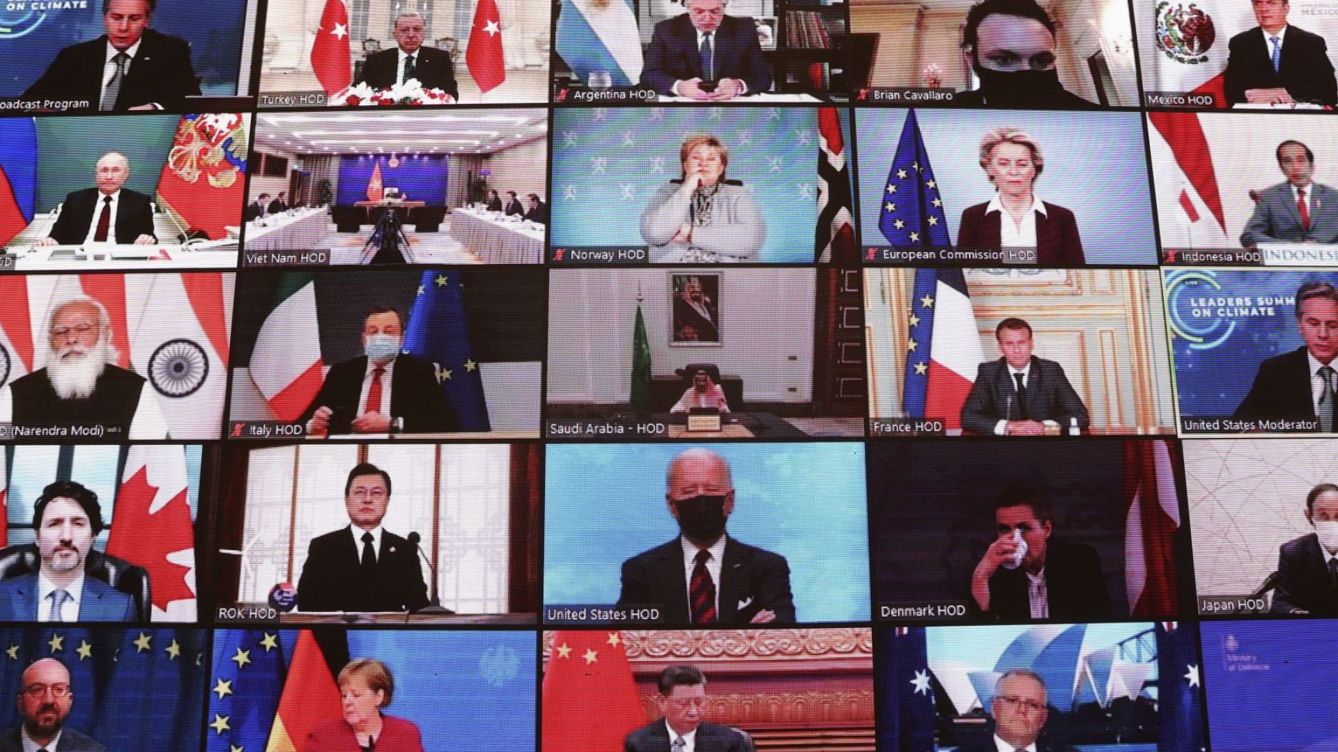 """""""Промяна на играта"""": Как ще се борят с глобалното затопляне световните лидери?"""
