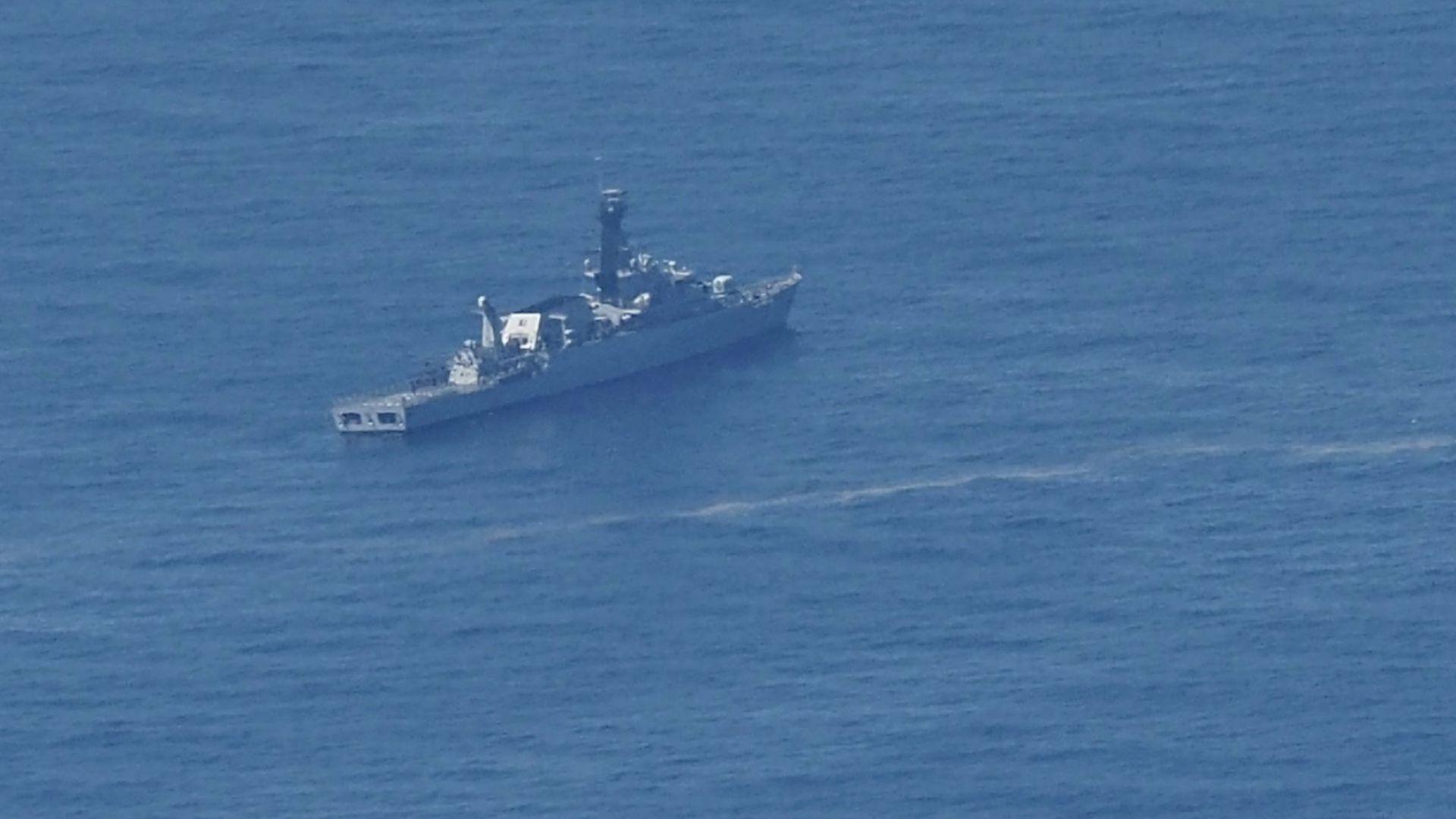 Службите за спасяване на индонезийските военноморски сили търсят изчезналата подводница