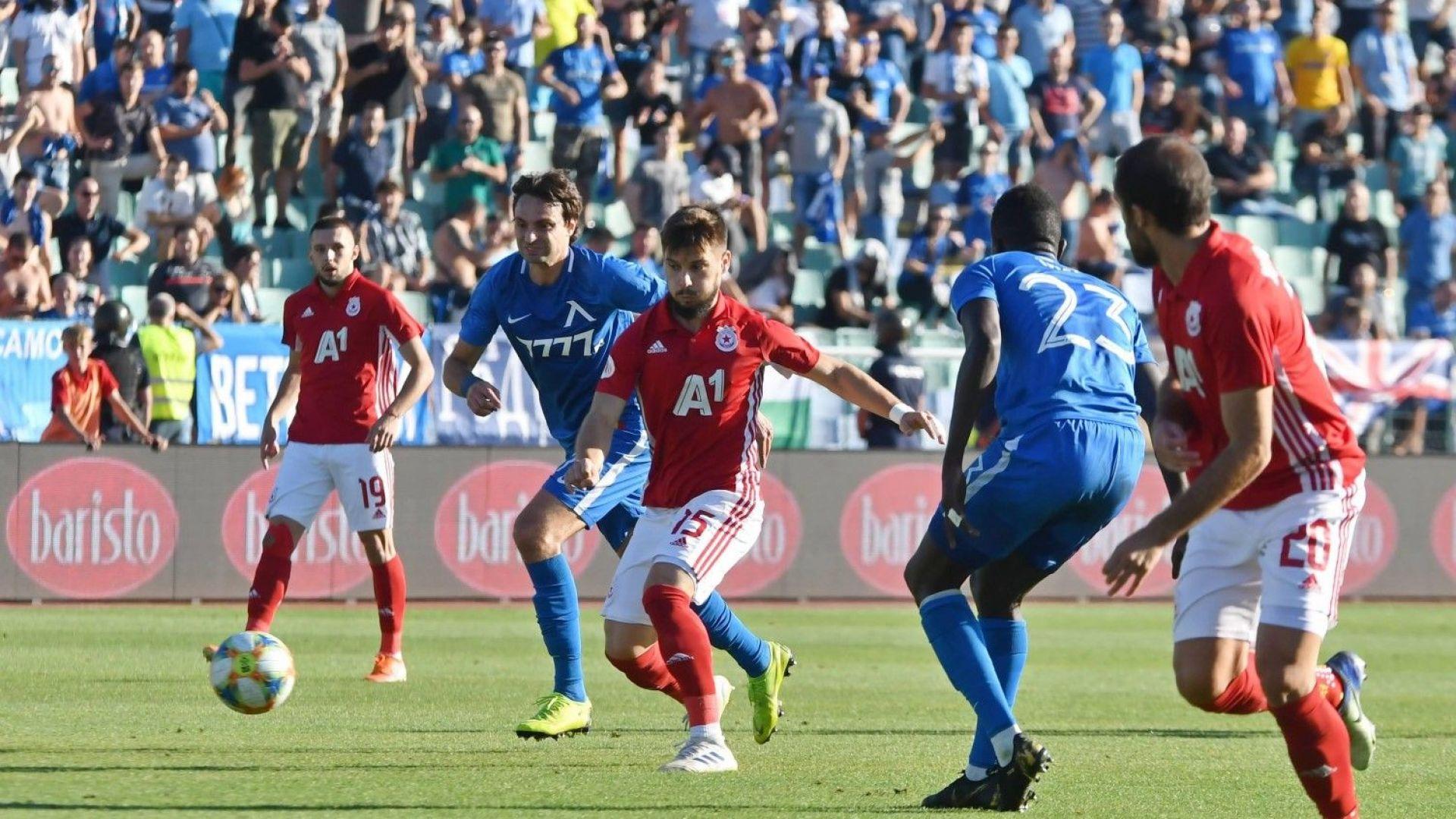 Пускат публика на стадионите от днес, 4000 може да гледат Левски - ЦСКА (обновена)