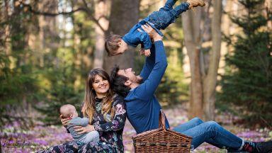 Толкова много любов: Синът на Петя Дикова и Илиян Любомиров стана на 2 години