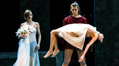 """На Международния ден на танца - """"Арабеск"""" представя """"Ромео и Жулиета"""""""