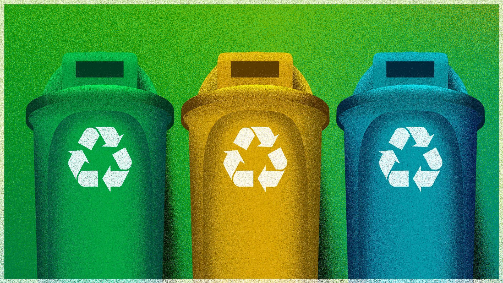 Рециклирането – мисията възможна
