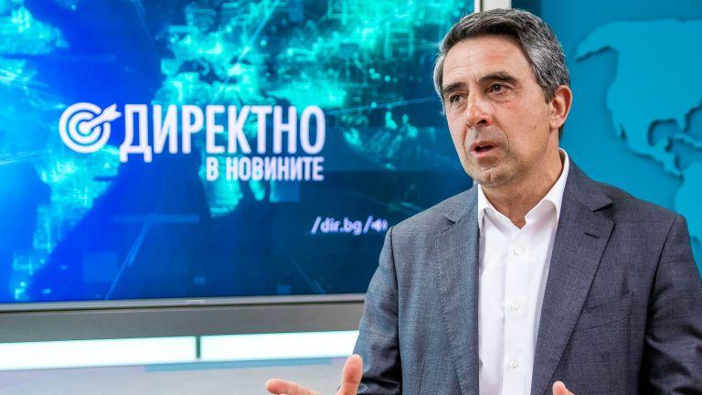 Президентът от 2012 до 2017 година Росен Плевнелиев допуска, че
