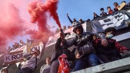 "Бурни протести и нелеп автогол застигнаха Арсенал след случая ""Суперлига"""