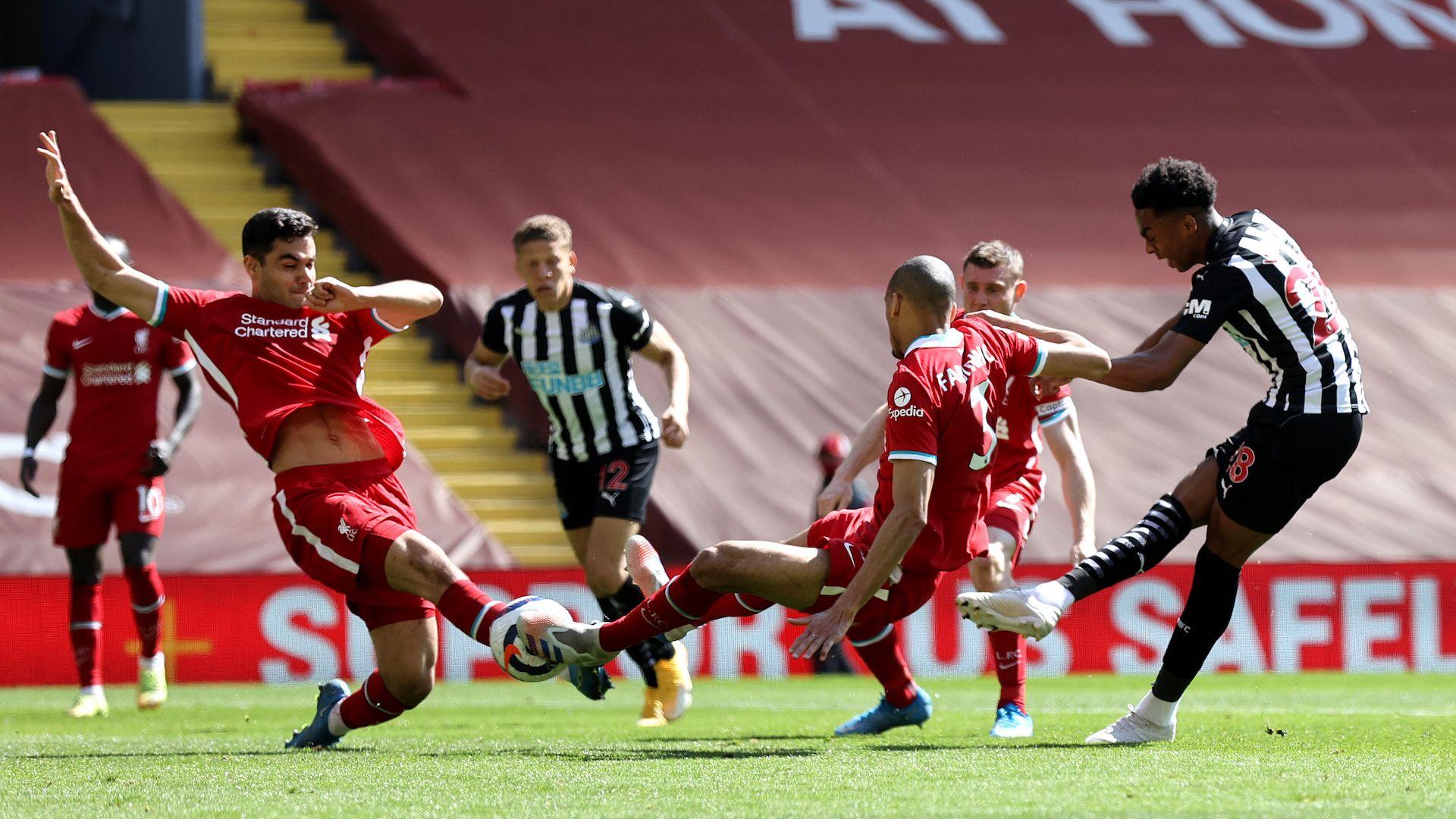 Дежавю и нов болезнен провал в края за Ливърпул, този път срещу Нюкасъл