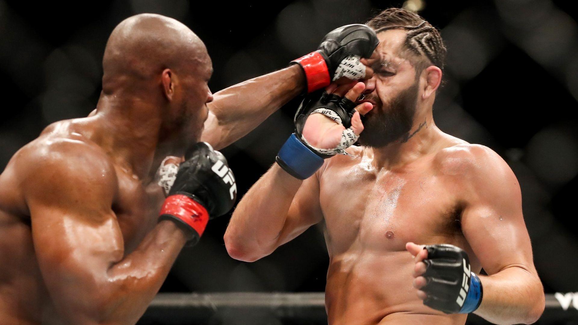 Нигерийският кошмар препарира брутално Масвидал в UFC