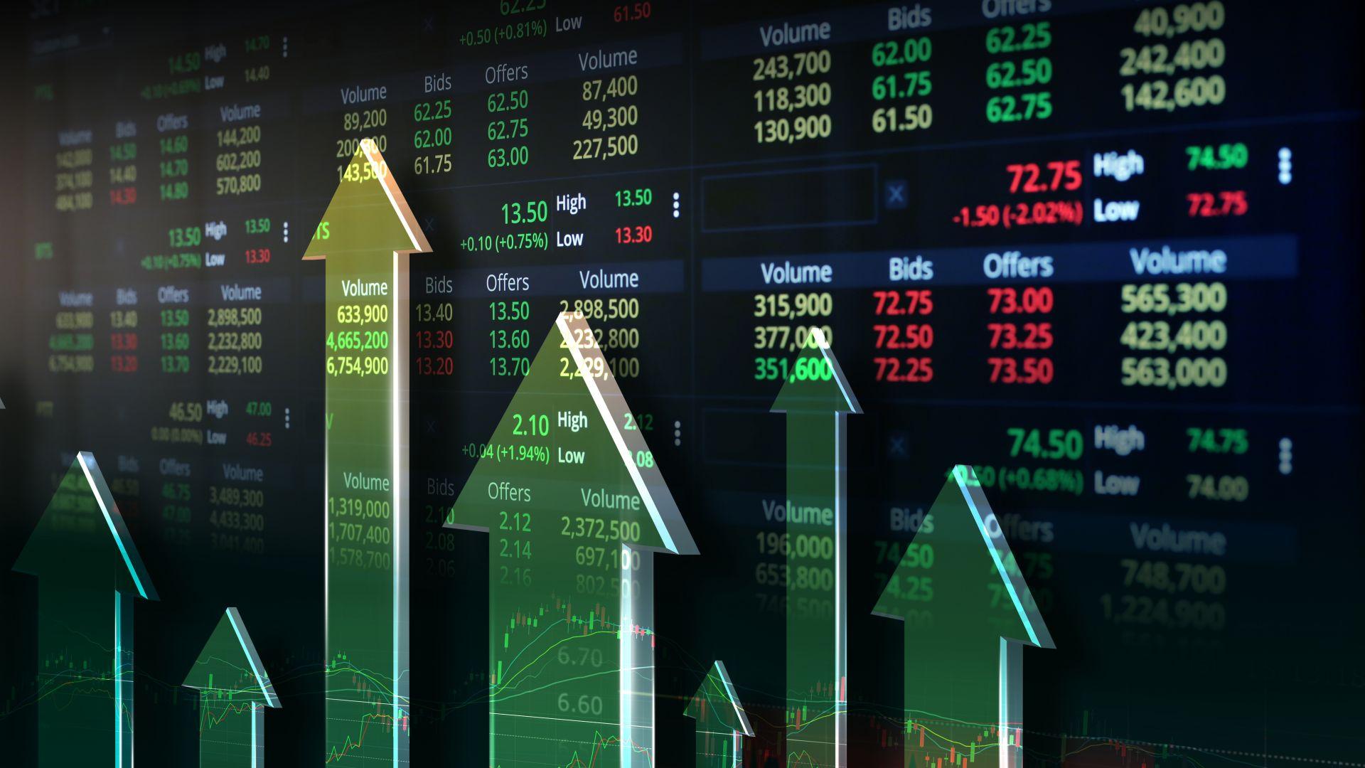Годишен рекорд за SOFIX и пълно разминаване на БФБ с пазарите на акции в Западна Европа и САЩ
