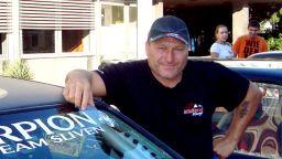 Загиналият в Благоевград автомобилен пилот е карал с любимия си номер