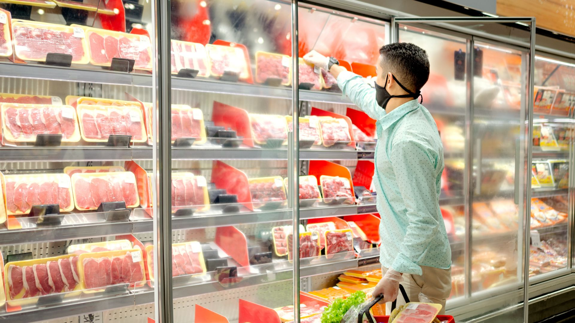 Как да намалите въглеродния отпечатък на храната: До 600 гр. месо на седмица