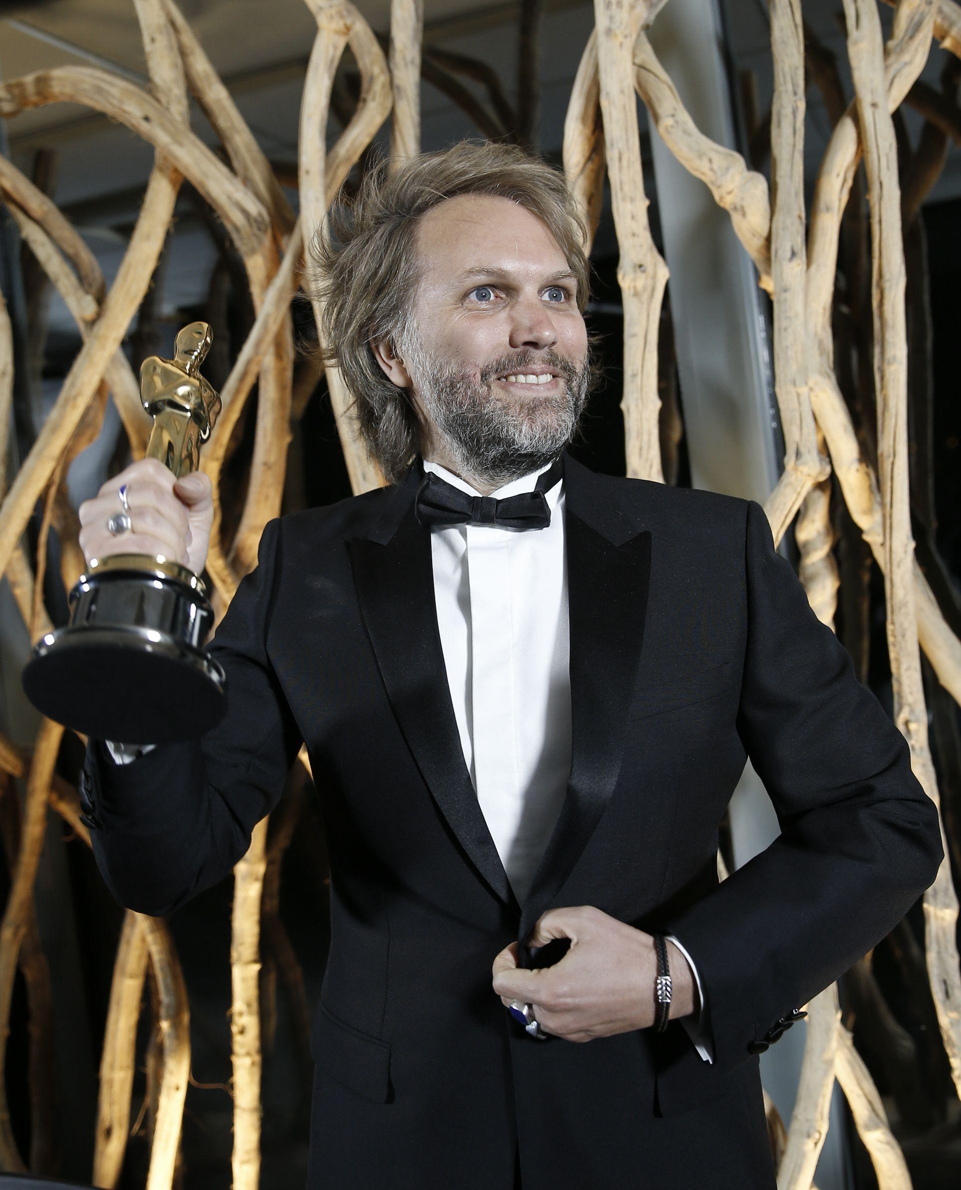 """Флориан Зелер взима """"Оскар"""" за филма """"Бащата"""""""