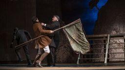 """За първи път на сцена: Най-спорният роман на Вазов """"Нова земя"""" - с премиера в Народния театър"""