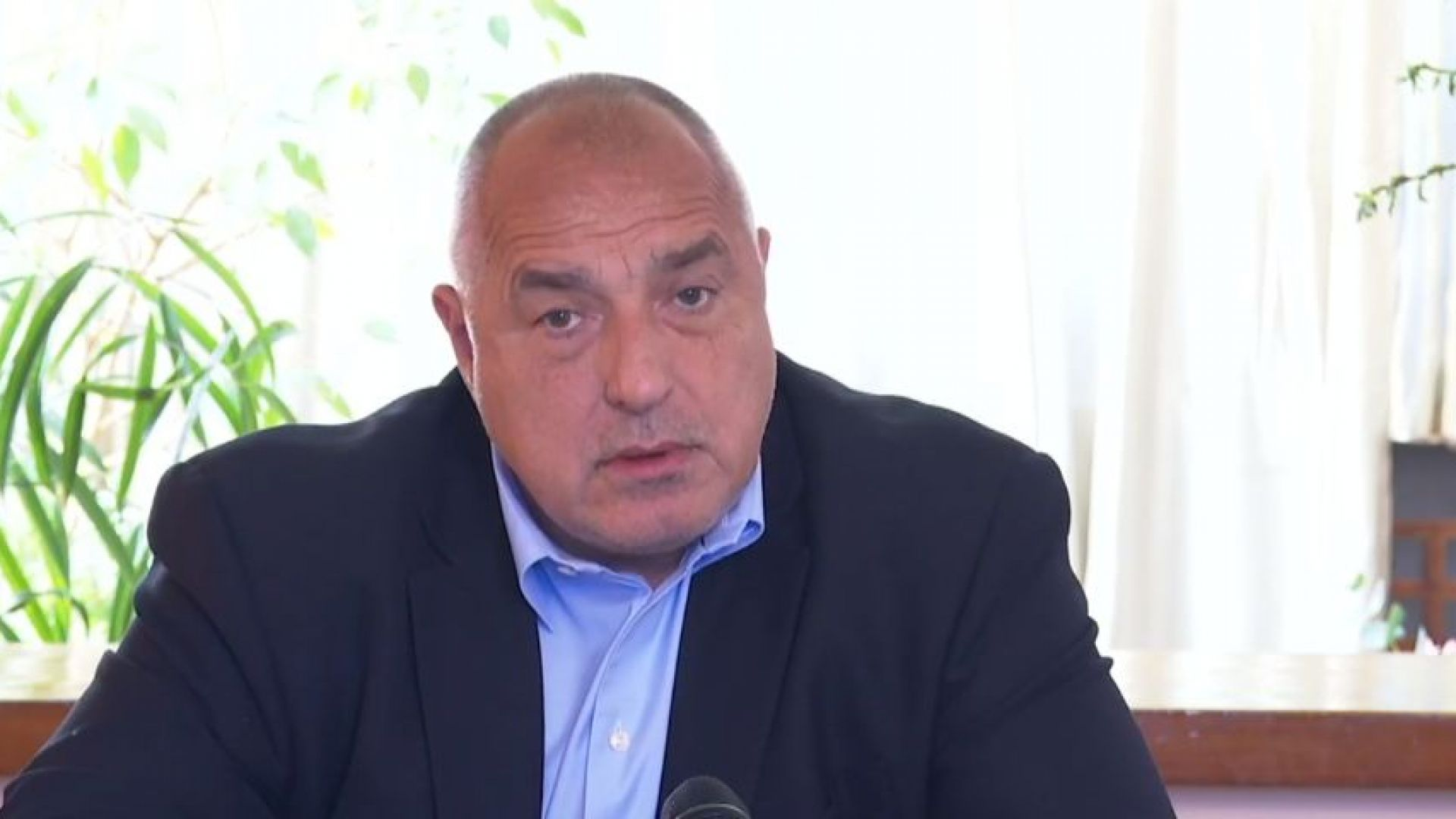 Бойко Борисов: Слави Трифонов да си покаже министрите, и Тодор Живков не е имал абсолютно мнозинство (видео)