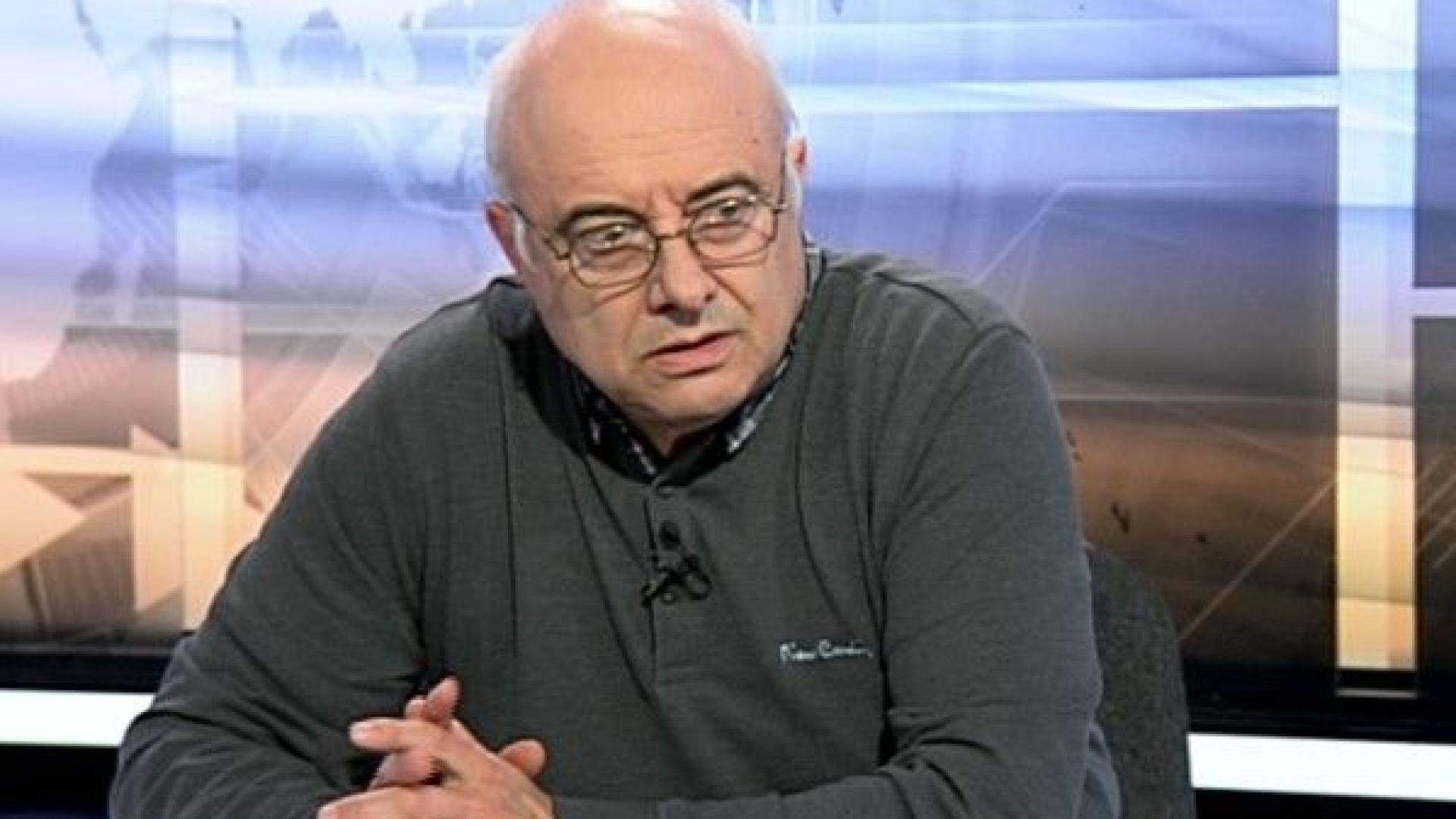 Васил Тончев пред Dir.bg: Турбуленцията ще изплаши много хора - печели статуквото, губи протестът
