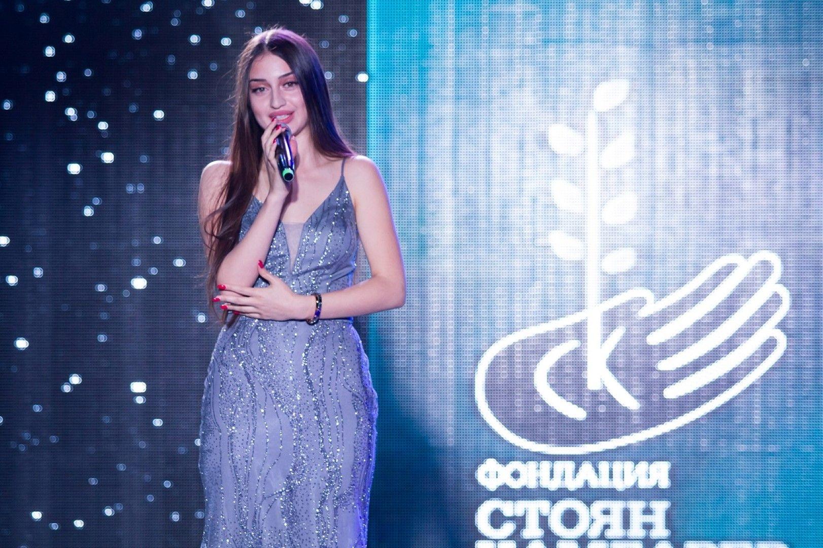 Класическата дива Мария Славова