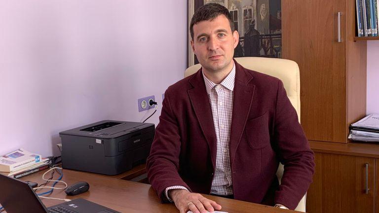Иван Ениманев е новият главен архитект на община Русе до