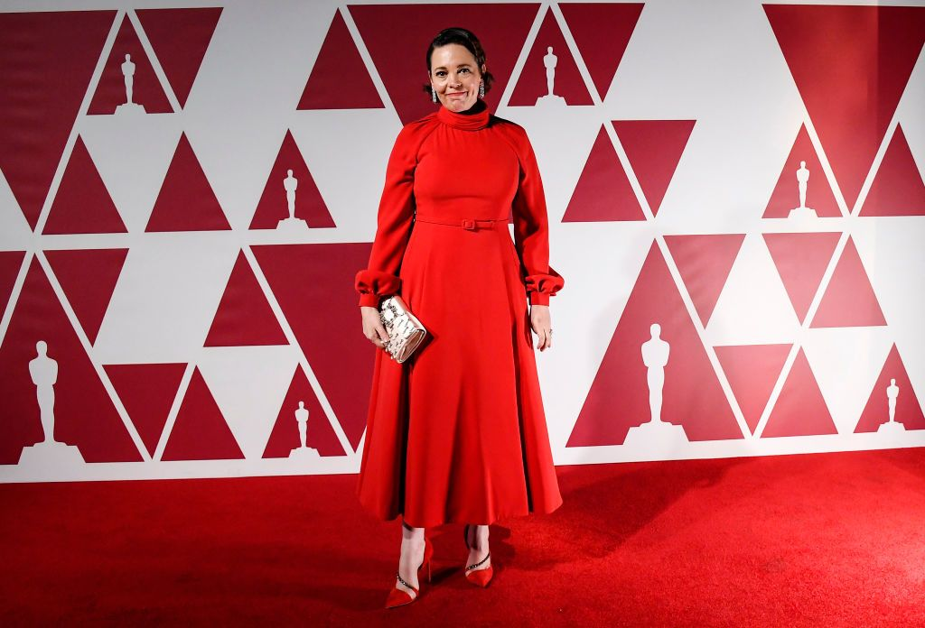"""Оливия Колман в """"Dior"""""""