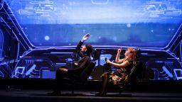 """Премиера на """"Машините са кучки"""" на тандема Здрава Каменова и Гергана Димитрова - в Сити Марк Арт Център"""