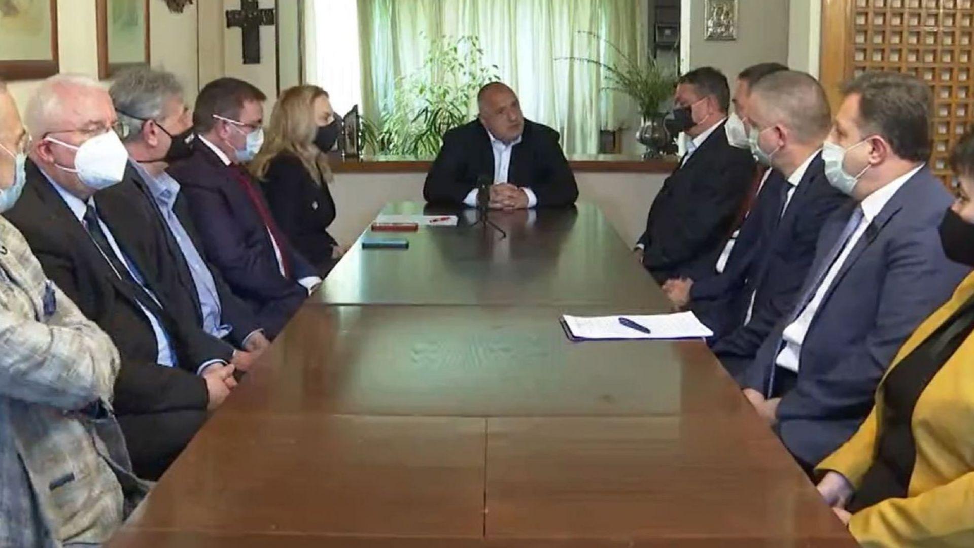Кабинетът в оставка приема Плана за възстановяване и го изпраща в Брюксел