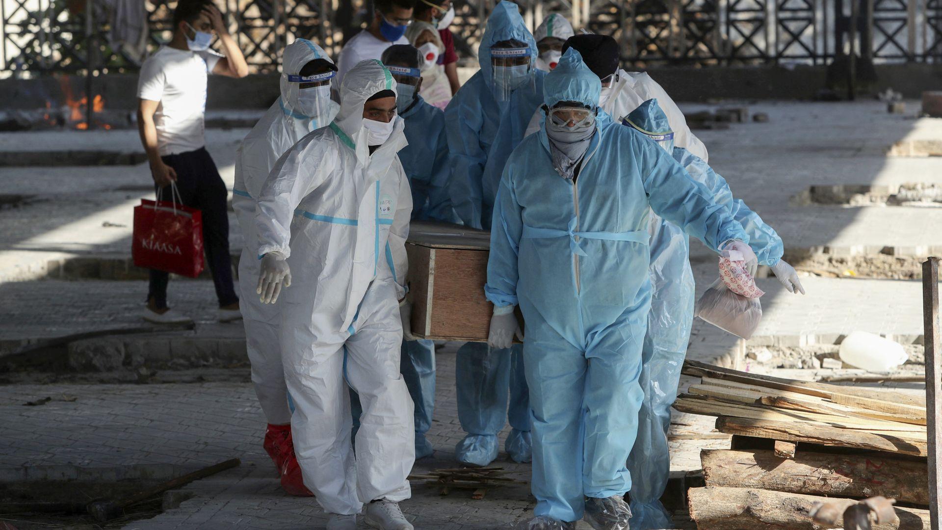 Световната здравна организация предупреди, че пандемията се засилва