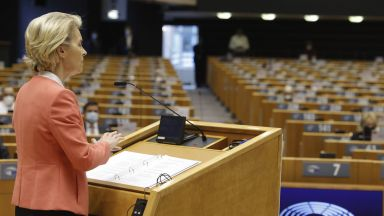 Фон дер Лайен защити сделката с Лондон, български евродепутат я порица