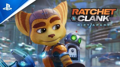 Появи се геймплей видео за Ratchet & Clank: Rift Apart