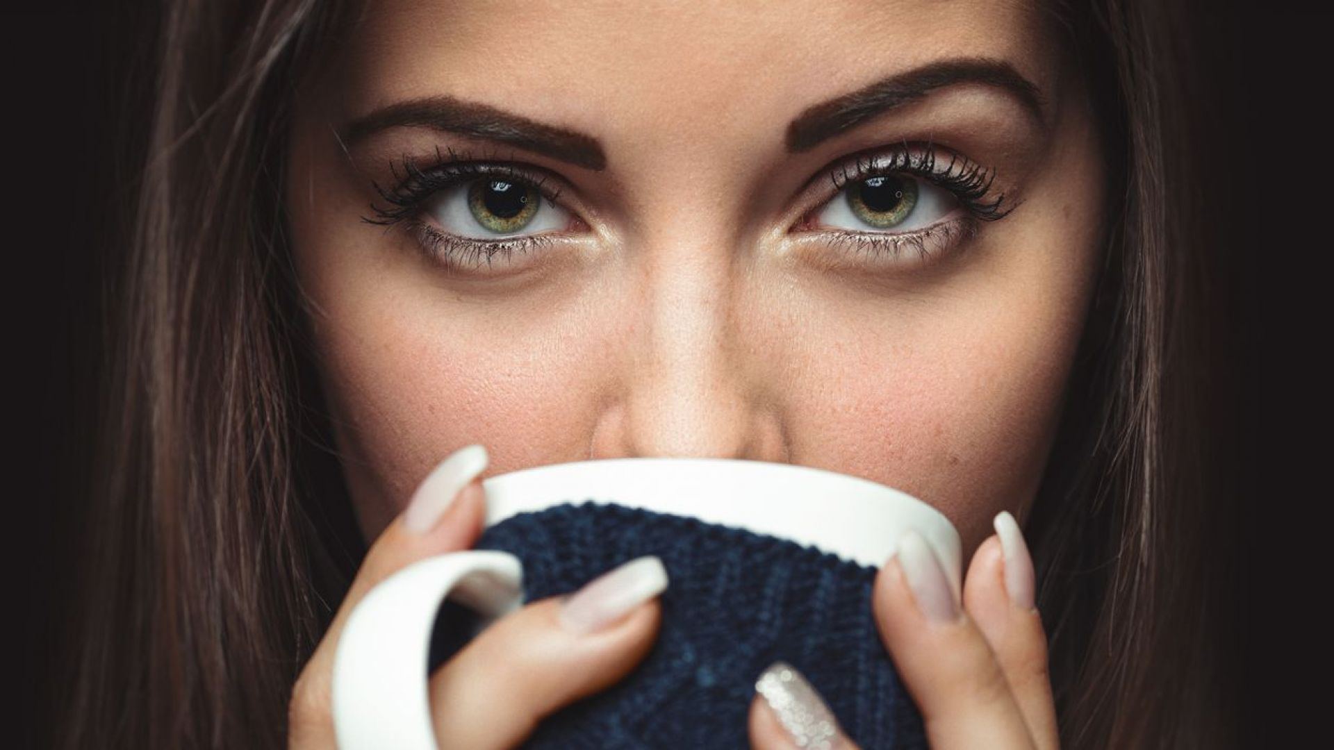 Защо хората нямат черни очи